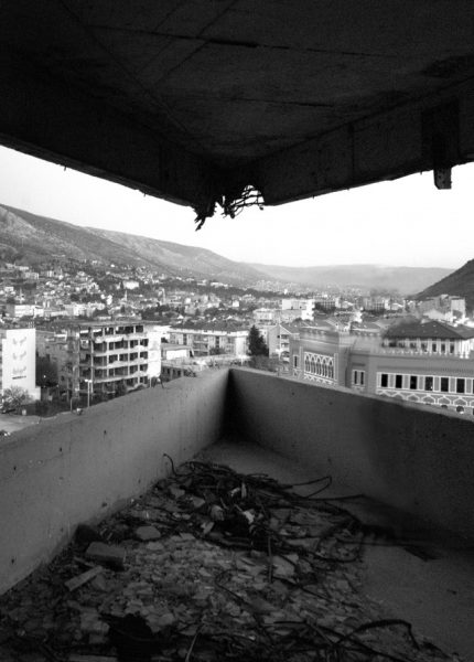 The Irreversible Disappearance of Mostar