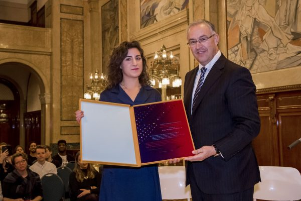 Studio L A receives Young Maaskant Prize