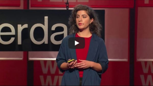 Arna Mackic in TedX Amsterdam