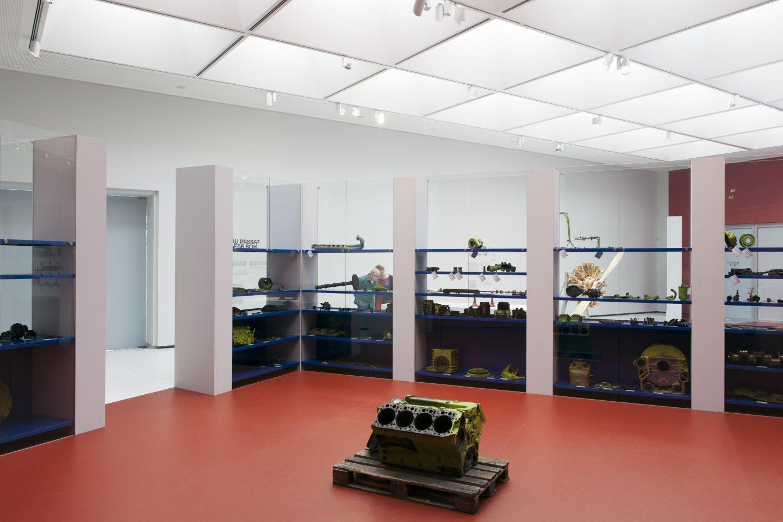 Éric Van Hove: Fenduq – Fries Museum